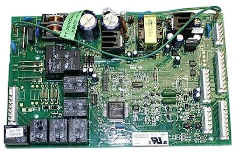 ge wr55x10942 refrigerator main control board GE Slate Finish Refrigerator Paint