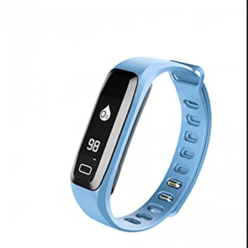 Fitness Tracker Deportes relojes Smart teléfono Calculador de Distancias/Monitor de Ritmo Cardíaco/Deporte