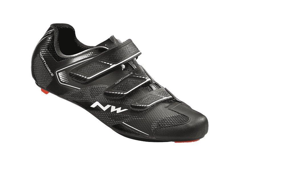 NORTHWAVE SONIC 2 Rennradschuh Schuhe SPD black