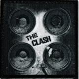 C&D Visionary P-4260 The Clash Speakers Patch