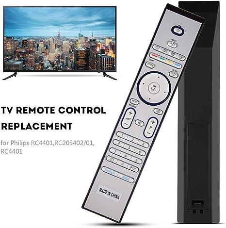 Vbestlife Reemplazo del Control Remoto para Philips RC4401 ...