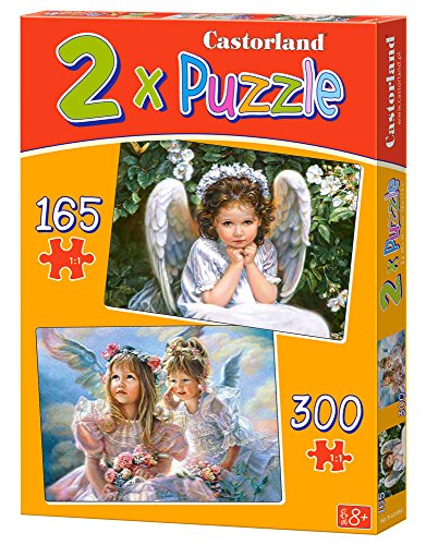 2 Puzzles - Loving Angels