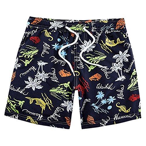 JezMax Boys Swim Trunk Baby Toddler Swim Shorts