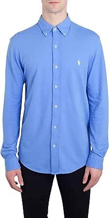 Polo Ralph Lauren Featherweight Mesh Camisa Casual para Hombre