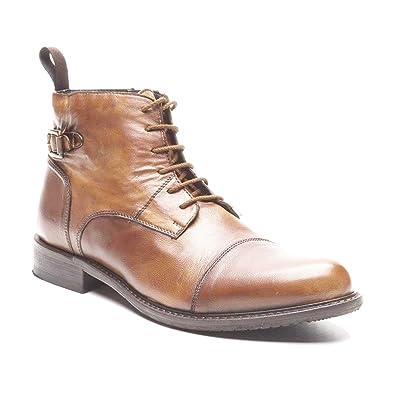 sports shoes c818f 2cdf0 Hamlet Twelve Hellbraun Cuoio Beige Papua Tuffato Cap Toe ...