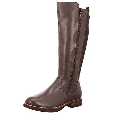 Tamaris Damen Stiefel Lynn, Leder: : Schuhe