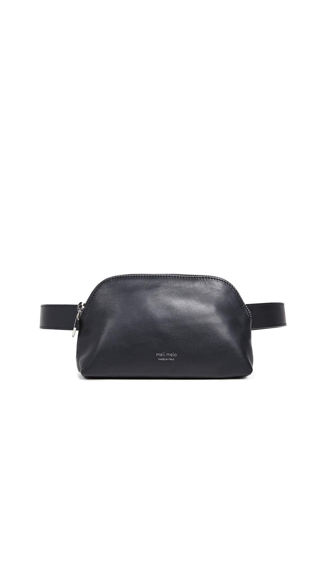 meli melo Women's Bum Bag, Black, One Size