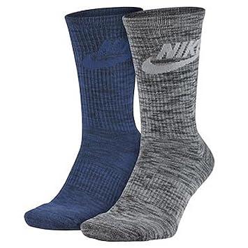 Nike SX5403-900, Calcetines Para Hombre, Multicolor (Multi-Color), S, Pack de 2: Amazon.es: Deportes y aire libre