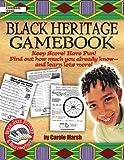 Black Heritage Gamebook, Carole Marsh, 0635015722