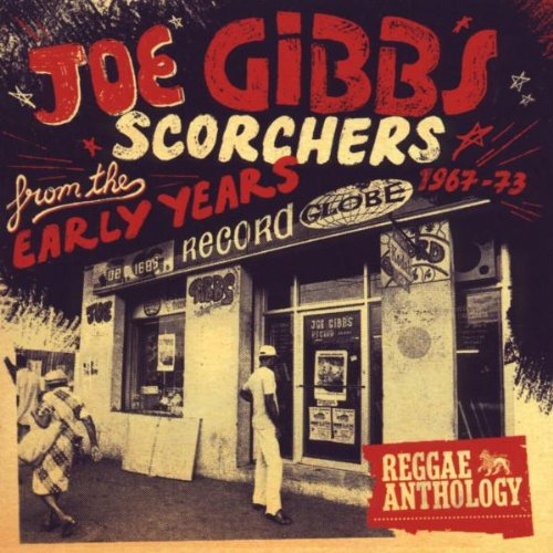 Scorchers From The Early Years 1967-73 [2 CD] by VP
