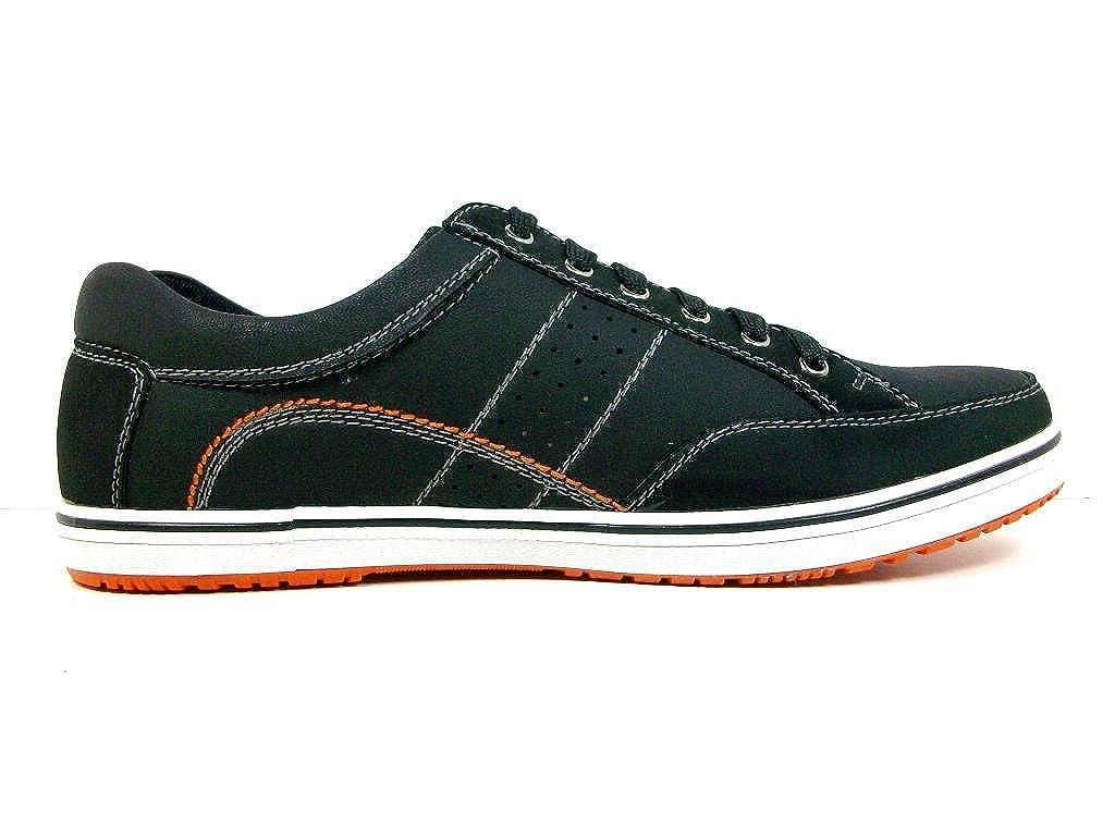 Polar Fox Mens 30176 Lace Up Low Cut Casual Sneaker Shoes