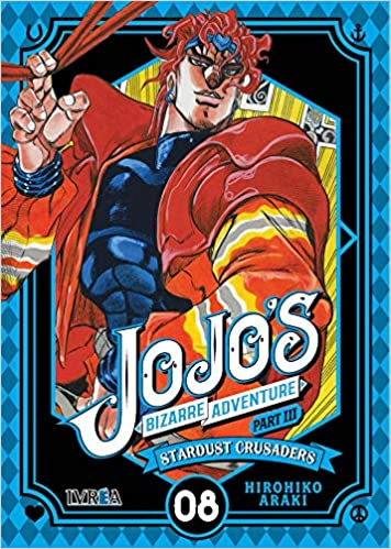 Jojos Bizarre Adventure. Part III. Stardust Crusaders 8: Amazon.es: Araki Hirohiko: Libros