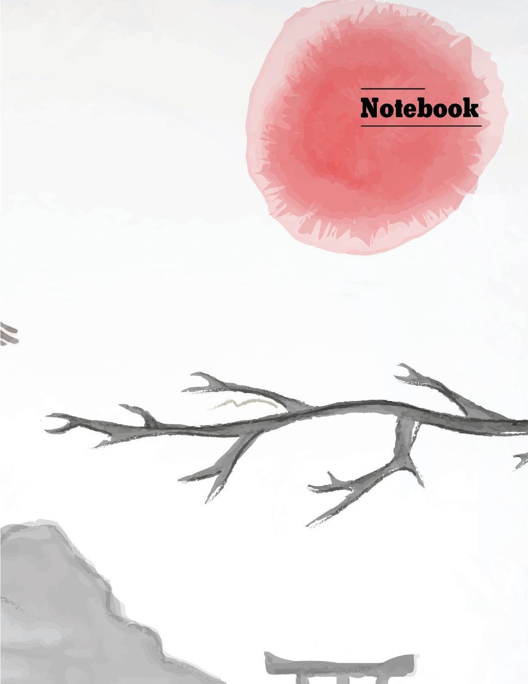 """Notebook: japanese style: Notebook composition : Journal Dot-Grid,Graph,Lined,Blank No Lined : Book : Pocket Notebook Journal Diary, 110 pages, 8.5"""" x 11"""" (Blank Notebook Journal) pdf epub"""