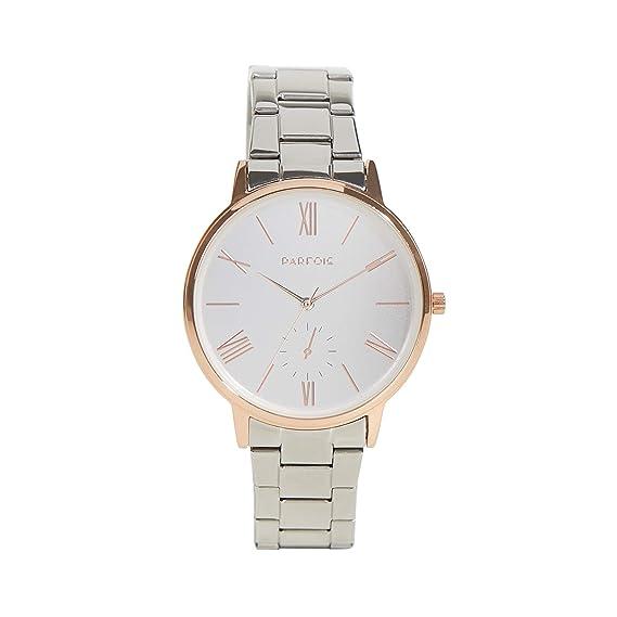 Parfois - Reloj Silver - Mujeres - Tallas Única - Plateado 1