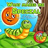 What Makes Me Special – Gru the caterpillar. (Children books - Garden Friends series Book 1)