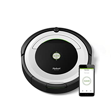 IRobot R691 Roomba 691 Vacuum Cleaning Robot White Black