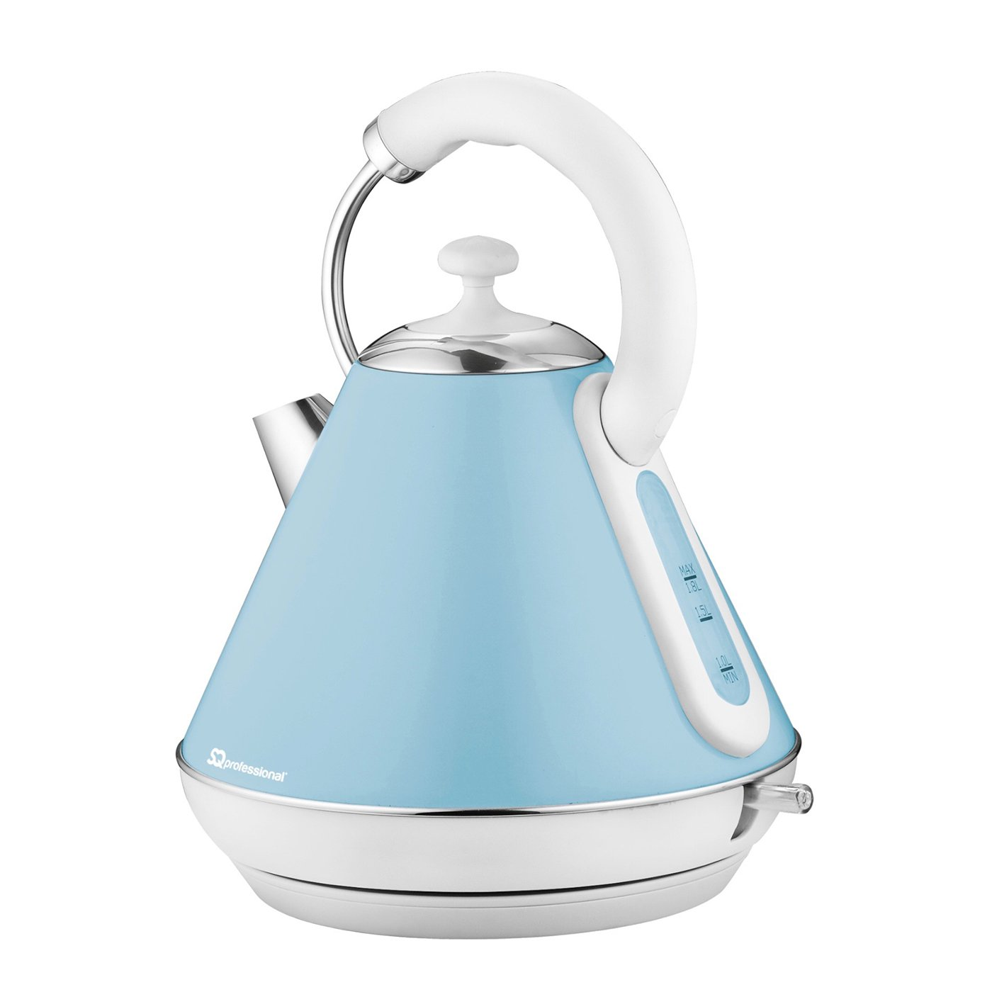 Dainty Legacy Electric Kettle 2200W 1.8L, Skyline SQ Professional Others