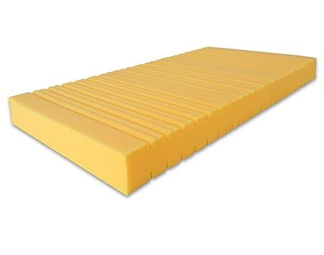 Marcapiuma - Colchón para cuna 60x120 alto 12 cm - NEMO - colchón para bebé Lavable