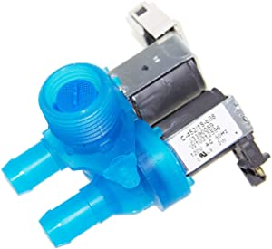 W10212596 Water Inlet Valve Replaces Whirlpool Sears AP4482373, PS2366737.