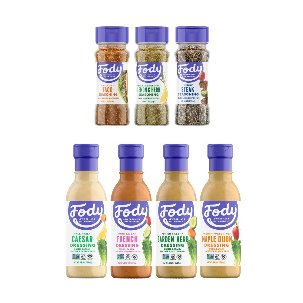 Amazon.com : Fody Food Co, Sauce Pack, Sauces And