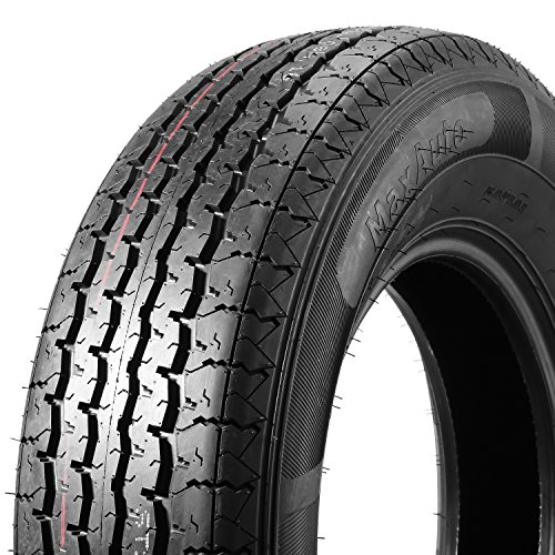 ST205/75R14 Load Range D MaxAuto Radial Trailer Tires ST205/75R-14 8Ply(Pack of 2) by MaxAuto (Image #4)
