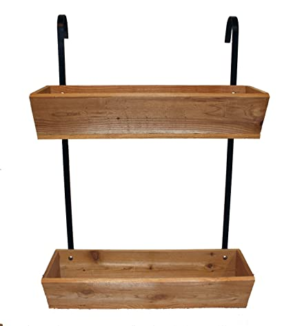 Planter That Hangs From Kitchen Cabinet