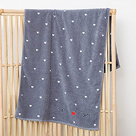 SQYJ toallas, algodón, adultos, suaves y súper absorbentes, hombres y mujeres,