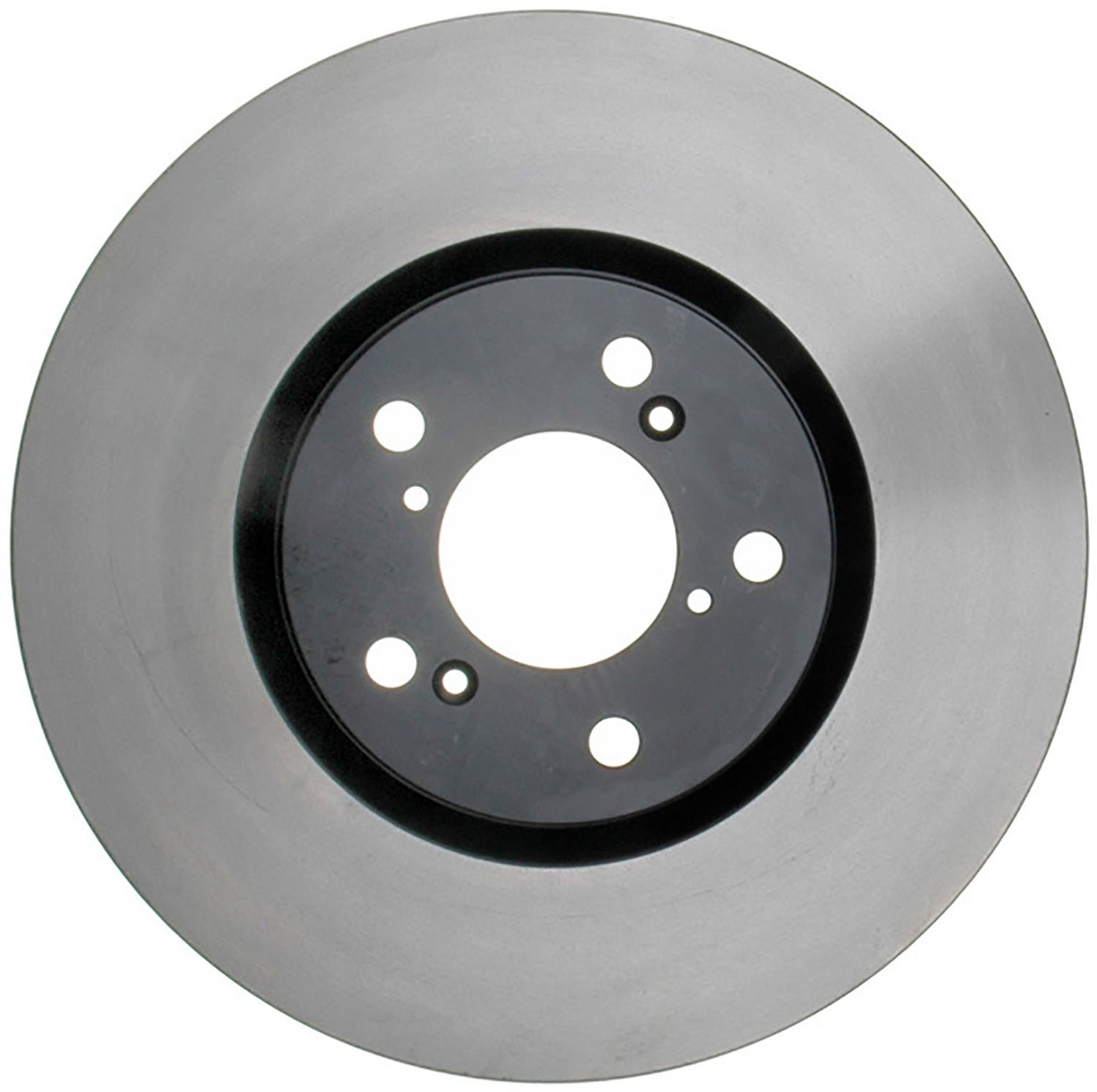 ACDelco 18A2513A Advantage Non-Coated Front Disc Brake Rotor