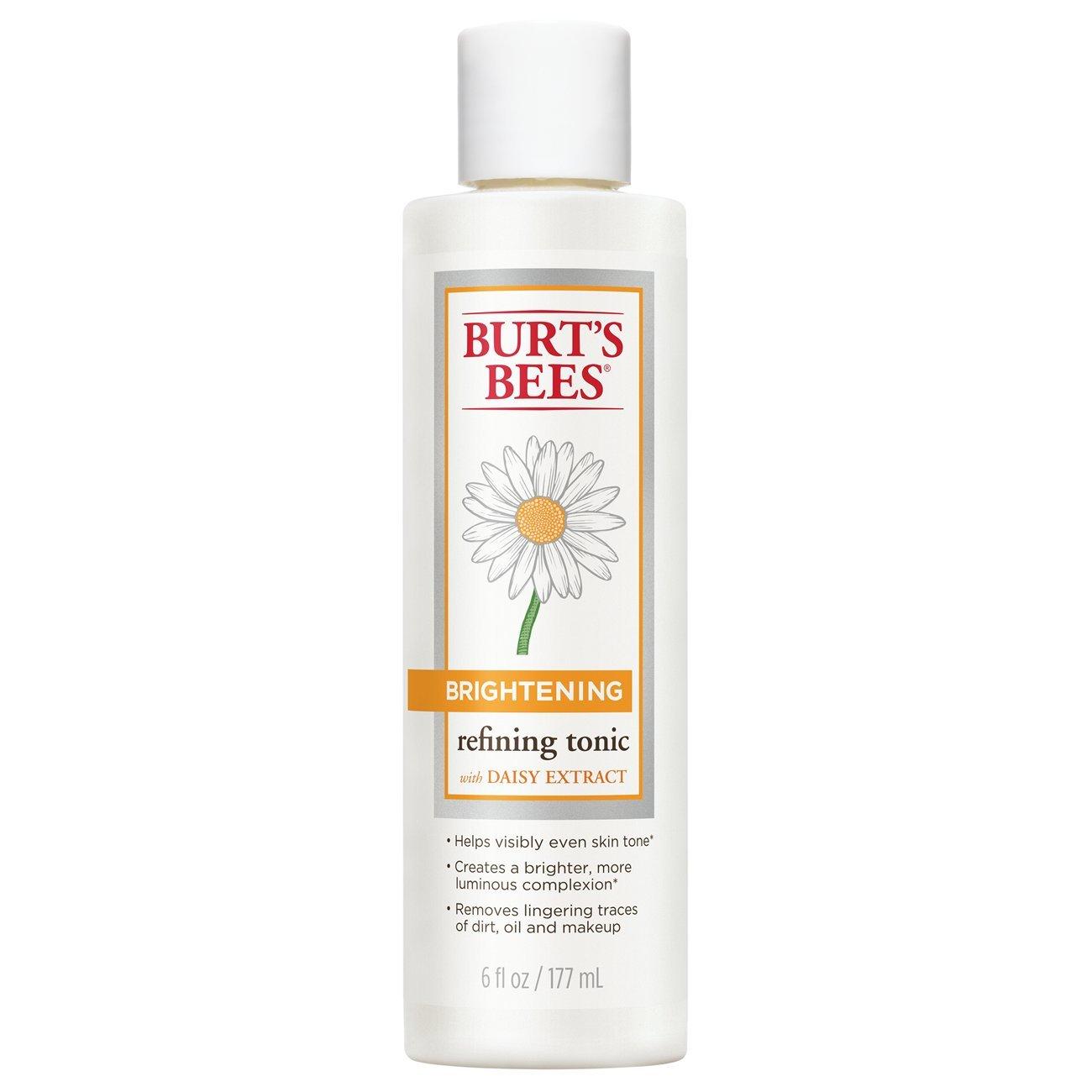 Burt's Bees Brightening Refining Tonic, 6 Ounces