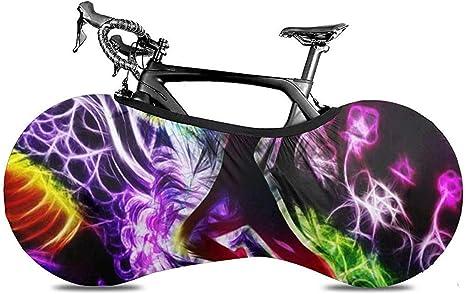 Funda para Bicicleta,Símbolo De Paz Weed Zumba Protective Bike ...