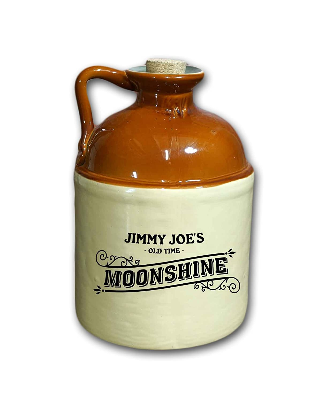 Personalized Moonshine Jug Thousand Oaks Barrel Co MJ5
