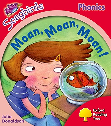 Oxford Reading Tree: Stage 4: Songbirds Phonics: Pack (6 Books, 1 of Each Title)