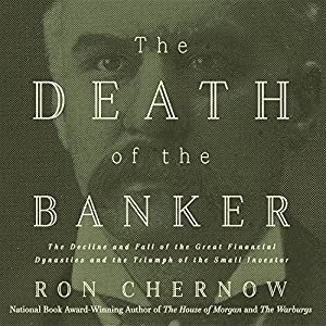 The Death of the Banker Audiobook
