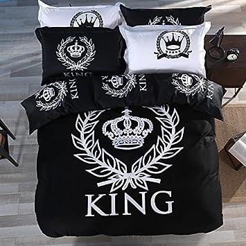 king and queen bettw sche my blog. Black Bedroom Furniture Sets. Home Design Ideas