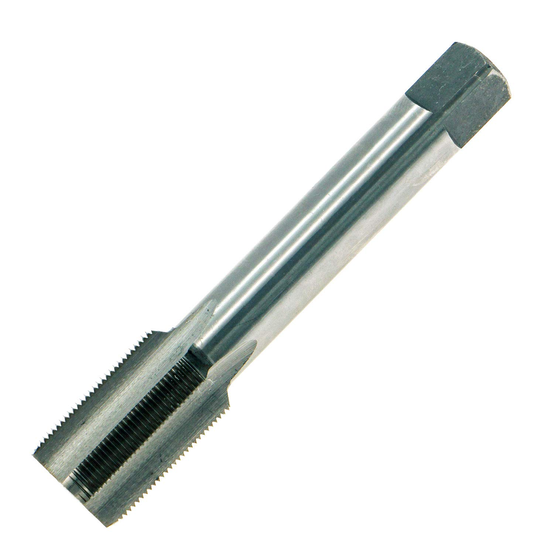GZTool 20mm x 1.0mm Pitch Metric Left Hand Thread Tap M20 x 1 High Speed Steel HSS by GZTool