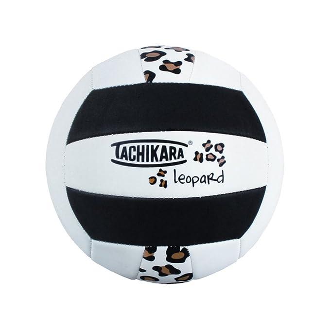 Tachikara Softec Zigzag Voleibol, Leopardo: Amazon.es: Deportes y ...