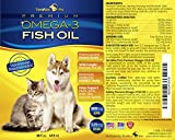 TerraMax Pro Liquid Omega-3 Fish Oil for Dogs and