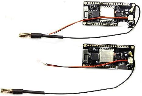 TTGO ESP32-Paxcounter LoRa32 V2.1 1.6 Version 868MHZ LoRa ESP-32 OLED 0.96 Inch SD Card Bluetooth WiFi Module SMA