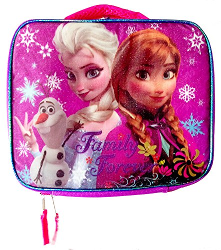 Disney Frozen Lunch Kit, Purple (Ebay Lunch Boxes)