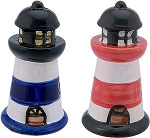 Beachcombers Lighthouse Salt and Pepper Lighthouse