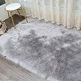 Cuteshower Serene Super Soft Faux Fur Rug Kids