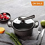 "Best Handy Helpers Pot And Pans - KI 8"" (20cm) 2.5L Sauce Pan with Tempered Review"