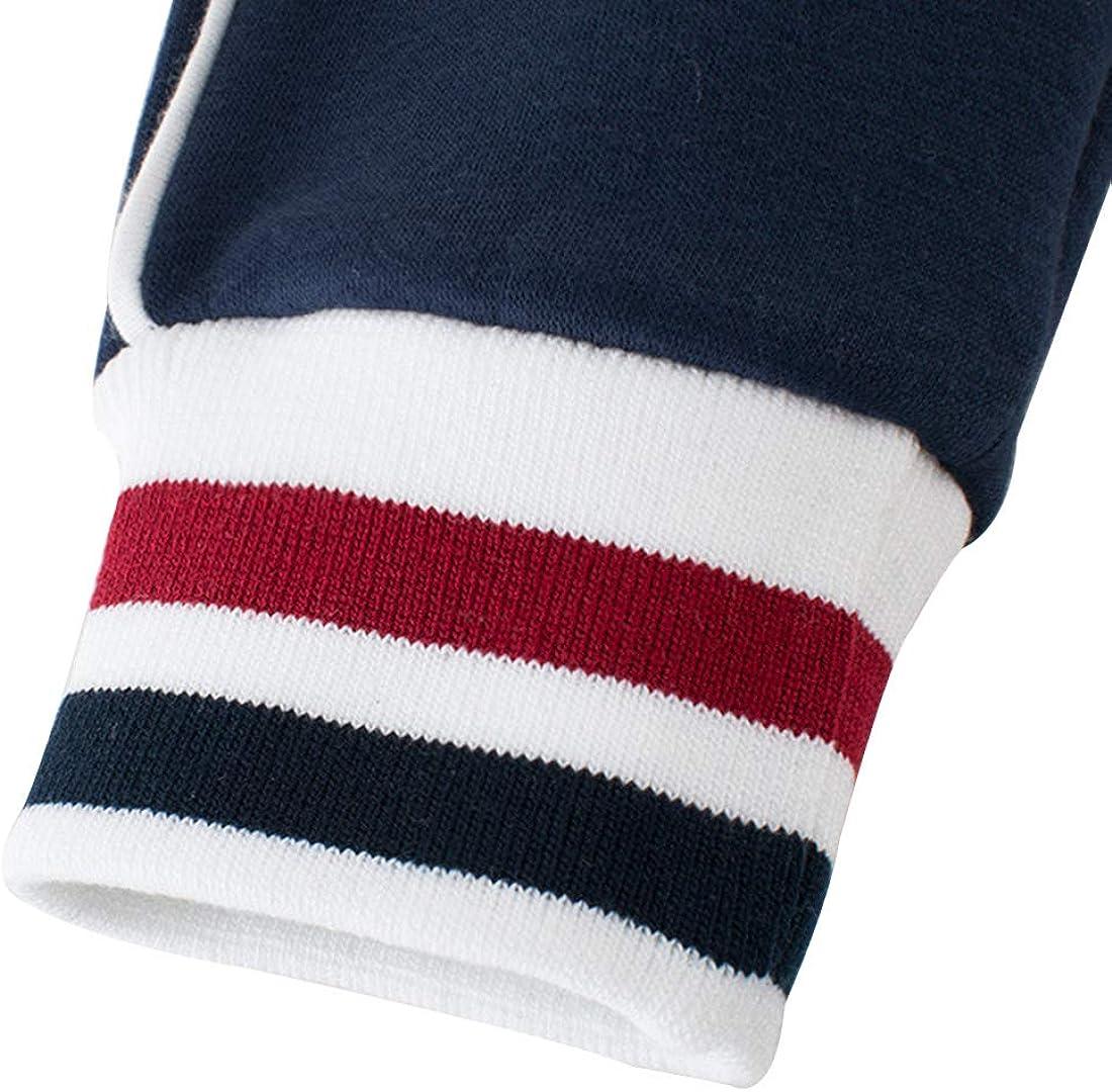 de la Marca PAUBOLI Pantalones de ch/ándal con Forro Polar para beb/é