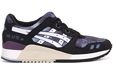 ASICS Gel-Lyte III Women US 4 Multi Color Sneakers