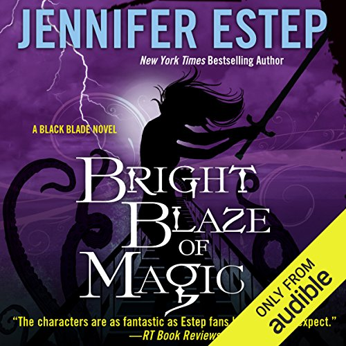 Bright Blaze of Magic -