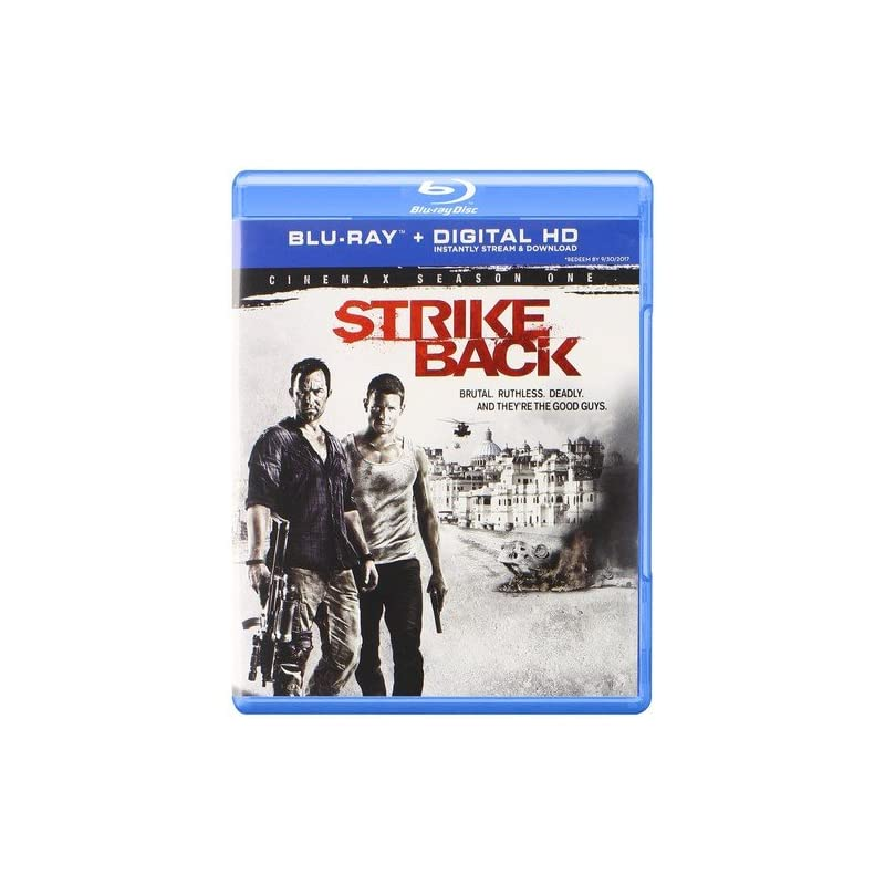 Strike Back: Cinemax - Season 1