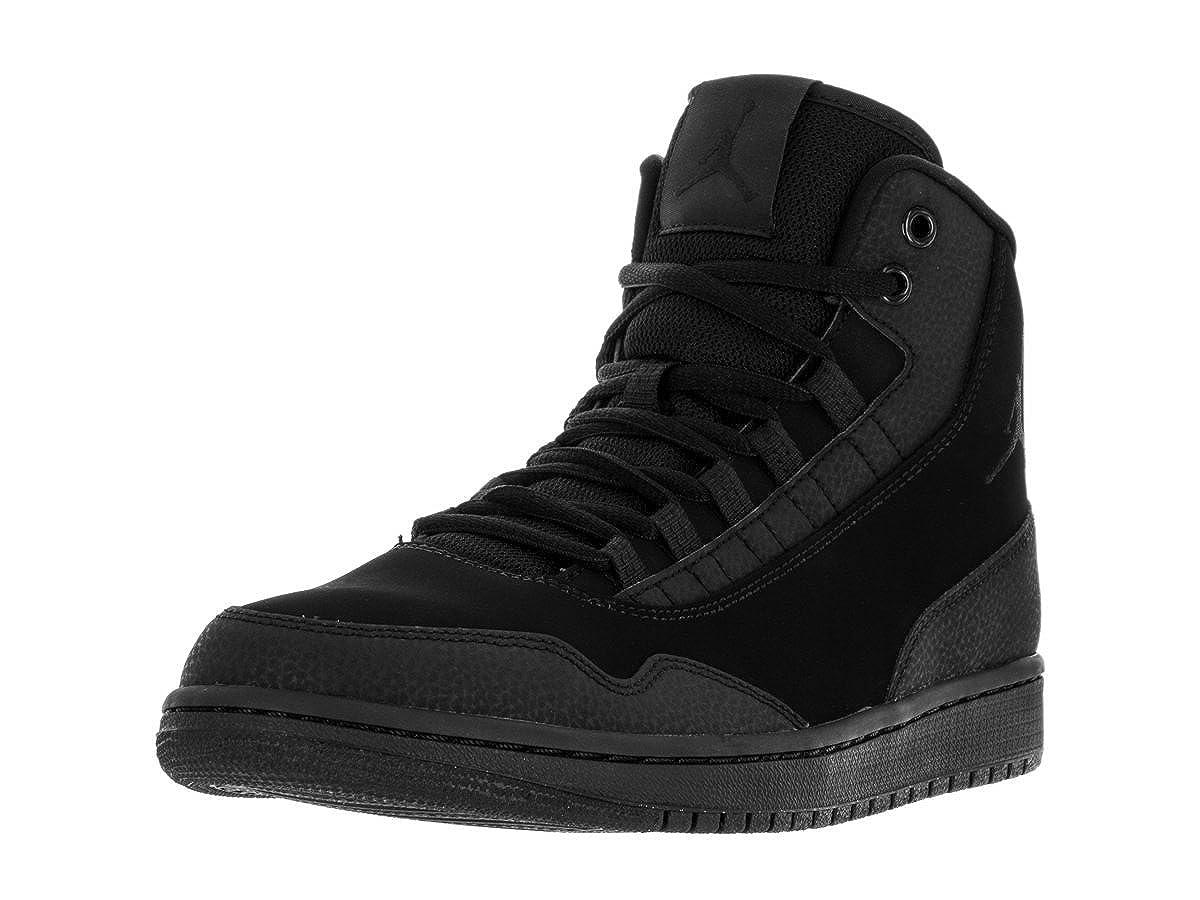 NIKE Jordan Executive, Chaussures de EU|Noir Fitness Homme 41 EU|Noir de (Black/Black/Black 010) b1dec0