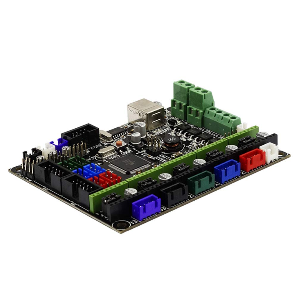 3D Printer Module Board - MKS GEN L Mainboard Control Board + TFT28 LCD 2.8 inch Touching Display+ USB Cable+ Flat Cable, 3D Printer Accessories(as Shown) by YOTHG (Image #6)