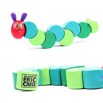How Twisted Eearly Childhood Education >> Amazon Com Early Education Wooden Variety Colorful Hunger