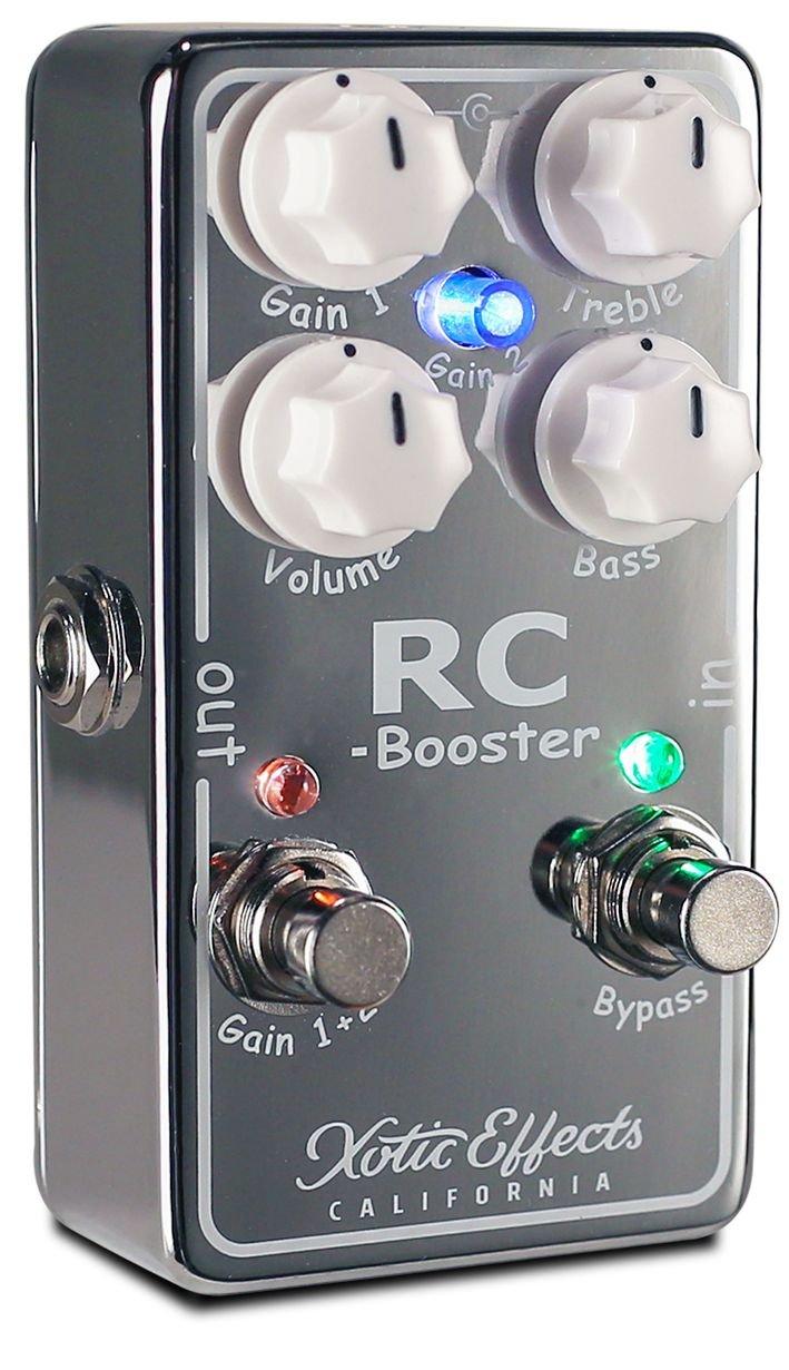 Xotic エキゾチック エフェクター ブースター RC Booster V2 RCB-V2 【国内正規品】   B01KJF54BA